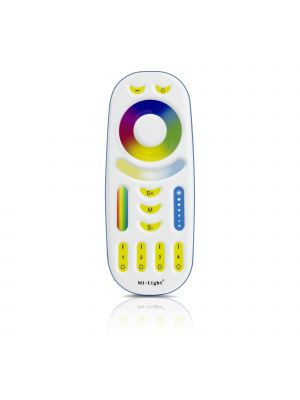 EasiLight 4 Zone RGB+CCT Touch Crystal Remote