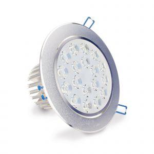 ReadyLED 18W Fitted LED Downlight 1500 Lumens, Standard (Tilt)