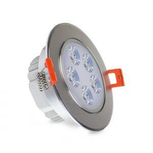 ReadyLED 5W Fitted LED Downlight Standard (Tilt), 430 Lumens