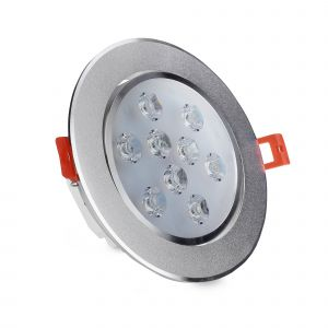 ReadyLED 9W Fitted LED Downlight 800 Lumens, Standard (Tilt)