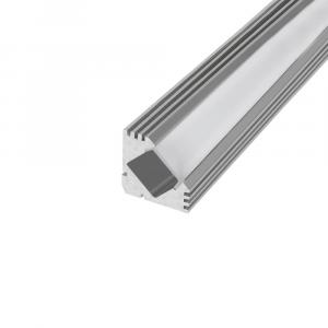 SlimPro 1m 45° Aluminium Profile/Extrusion