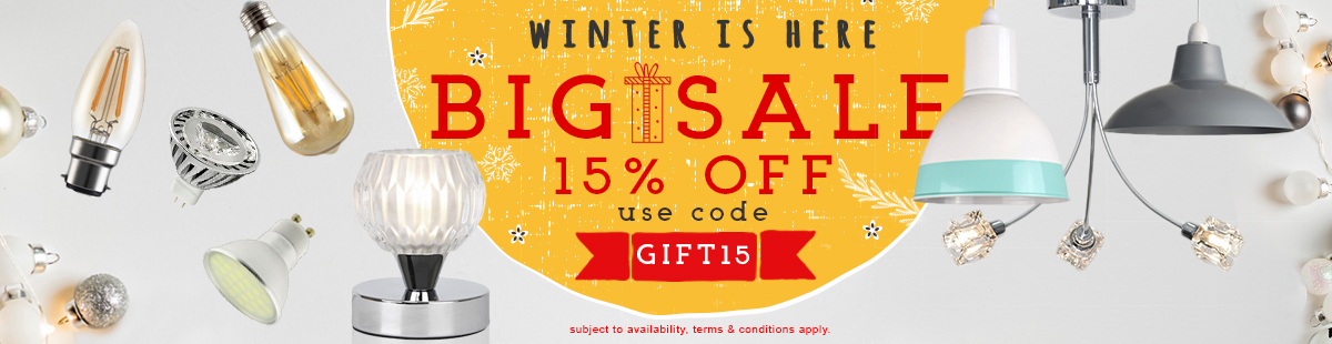 Winter Special Discount of 15% off in case you add to cart the code GIFT15