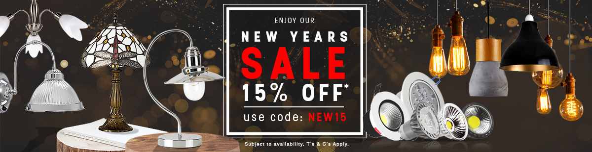 New Year Sale Voucher Code of 15% off in case you add to cart the code NEW15